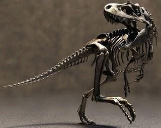 La velocidad del T-Rex