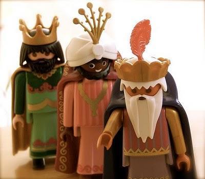 Cabalgata de Reyes Magos en el Carpena