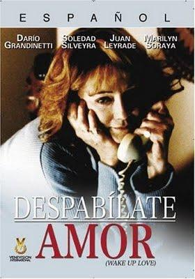 Despabilate amor.