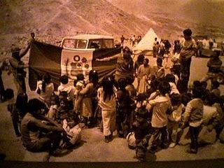 Imágenes del terrorismo en el Perú (I)