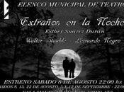 Estraños noche, Esther Suarez Durán