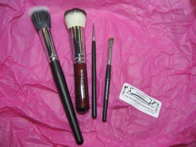 Coastal Scents - Magenta Deluxe Reptile Brush Set y +