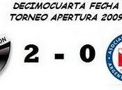 Colón:2 Argentinos Juniors:0 (14° Fecha)