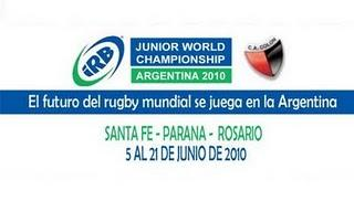 El IRB Junior World Championship 2010 en Colón