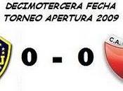 Boca Juniors:0 Colón:0 (13° Fecha)
