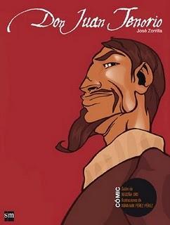 Recomendación Cómic: 'Don Juan Tenorio' por Begoña Oro y Abraham Pérez Pérez