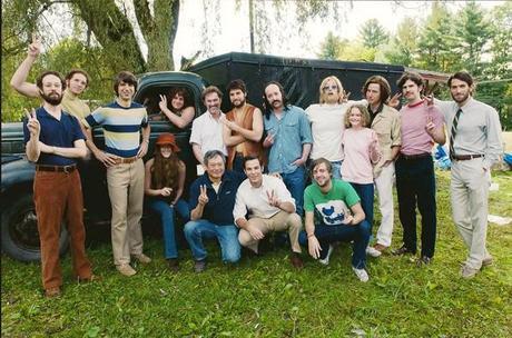 Taking Woodstock, paz y amor (y el plus pa'l salón)