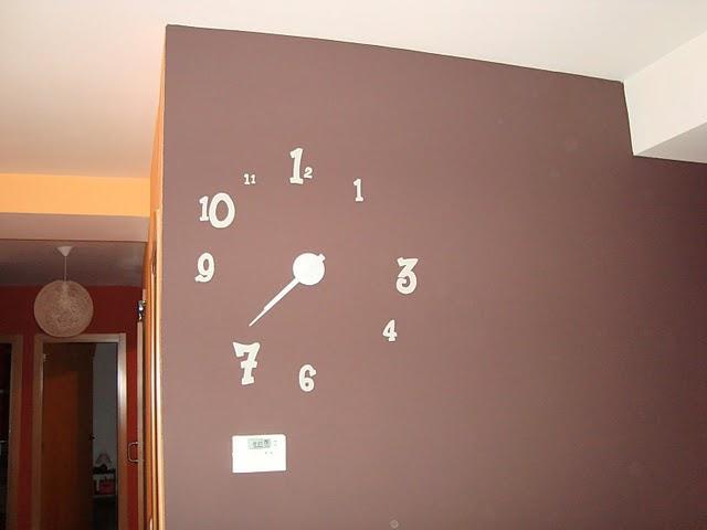El reloj de pared de cph paperblog - Mecanismo reloj pared ikea ...