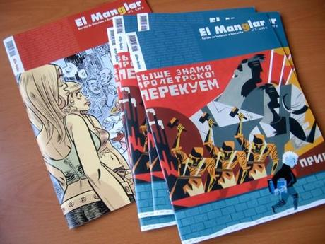 Revista El Manglar