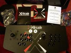 X-Arcade Dual: Jugando como señor