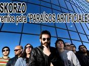 """Eskorzo regala """"Paraísos artificiales"""" premiado disco"""
