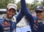 Carlos sainz campeón entre autos