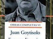 Juan Goytisolo. Ensayos literarios