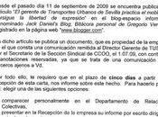 Represión libertad expresión Transportes Urbanos Sevilla