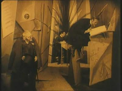 El gabinete del Dr. Caligari (1920)