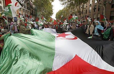 Toda España con el Sáhara