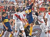 Boca River juegan mucho clásico urgencias