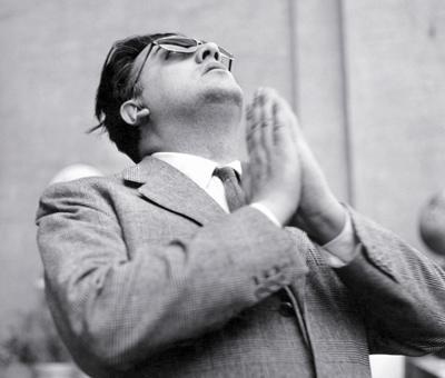 90 años del nacimiento de Federico Fellini.