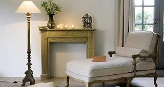 Ideas para decorar chimenea decorativa decorar tu casa - Como hacer chimeneas decorativas ...