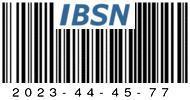 IBSN: Internet Blog Serial Number 2023-44-45-77