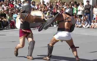 El Imperio Romano regresará a Segovia