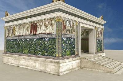 La Antigua Roma se viste con sus mejores (y coloridas) galas