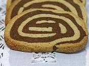 Espirales chocolate vainilla