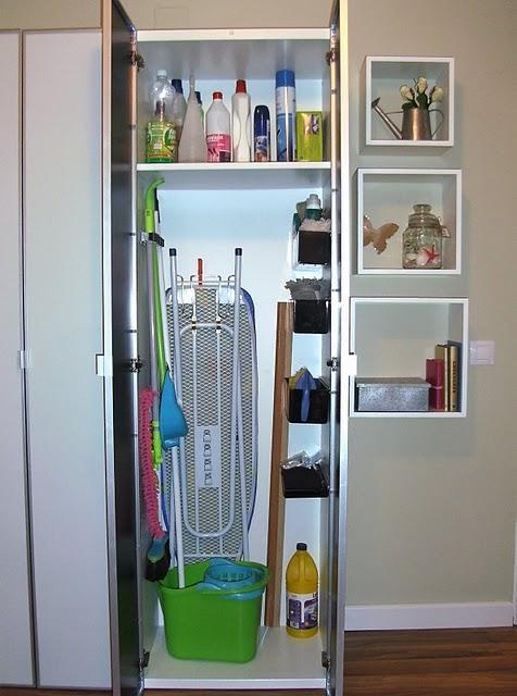 Lavadero mini se os ocurre alguna sugerencia muchas - Interiores de armarios leroy merlin ...