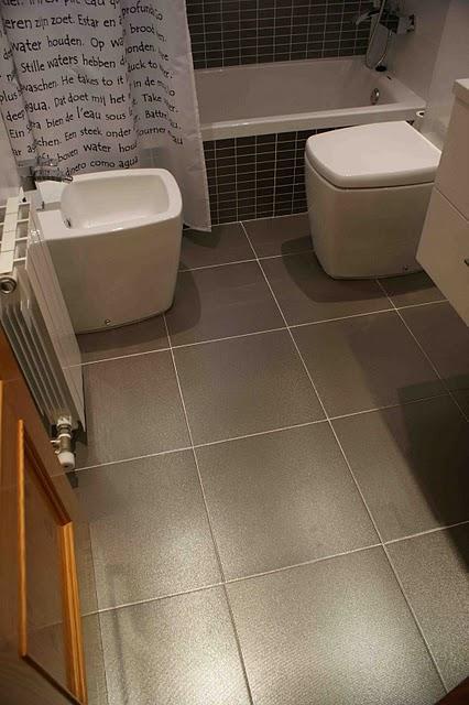 Accesorios De Baño Colocados:Antes y después del baño de Mirian – Paperblog