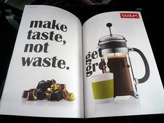 Bodum vs. Nespresso. ¿Quién es más verde?