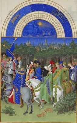 La vestimenta en la Edad Media (I)