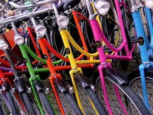 Cicloturismo en Ámsterdam: monta en bici gratis