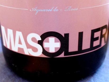 Mas Ollé Aquarel.lo rosé 2008