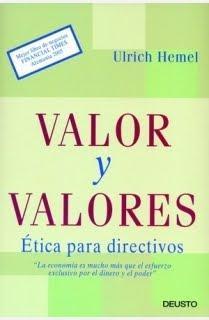valor etica: