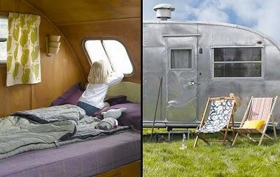 Airstream: escapar con la casa a cuestas
