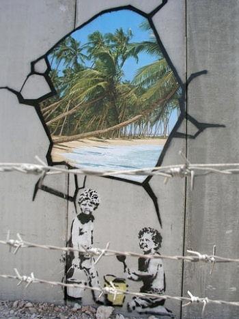 Exit through the gift shop: Banksy con moderación
