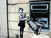 Banksy, moderación