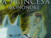 portada mexicana Princesa Mononoke'