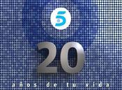Gala años Telecinco