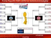 Porra Playoffs 2010