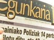 Egunkaria: radiografía buena noticia