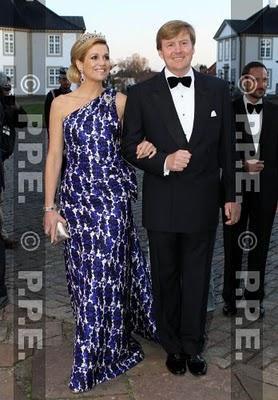 Las Princesas europeas en la celebración del 70 cumpleaños de la Reina Margarita de Dinamarca. Imágenes y comentarios