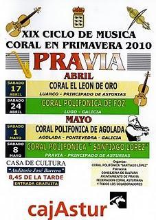 La Música en Pravia