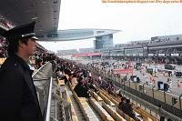 Formula1 en Shanghai