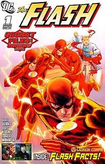 The Flash: Secret Files and Origins #1 – castellano