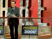 'Saber ganar' cumple 3.000 programas
