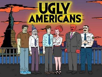 Ugly Americans. 1ª Temporada.