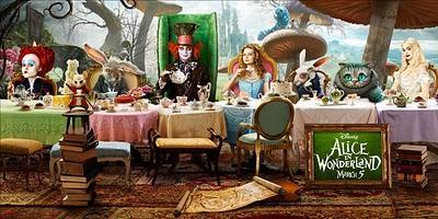 Crítica: Alicia en el País de las Maravillas 3D (Alice in Wonderland)