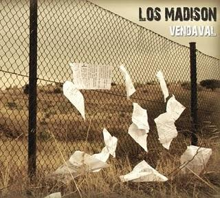 Los Madison - Vendaval (2010)