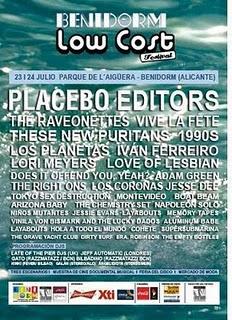 Nuevas confirmaciones Low Cost Fest